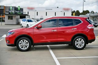 2017 Nissan X-Trail T32 Series II ST-L X-tronic 4WD Red 7 Speed Constant Variable Wagon
