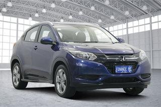 2017 Honda HR-V MY17 Limited Edition Blue 1 Speed Constant Variable Hatchback.