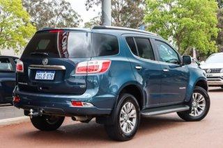 2017 Holden Trailblazer RG MY18 LTZ Blue 6 Speed Sports Automatic Wagon.