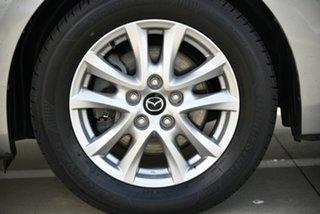 2016 Mazda 3 BM5278 Neo SKYACTIV-Drive Silver 6 Speed Sports Automatic Sedan
