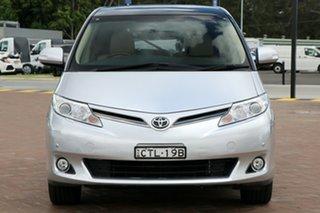 2014 Toyota Tarago GSR50R MY13 Ultima Silver 6 Speed Sports Automatic Wagon