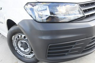 2016 Volkswagen Caddy 2KN MY16 TSI160 SWB Runner White 5 Speed Manual Van.