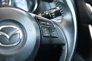 2012 Mazda CX-5 KE1071 Maxx SKYACTIV-Drive Sport Silver 6 Speed Sports Automatic Wagon