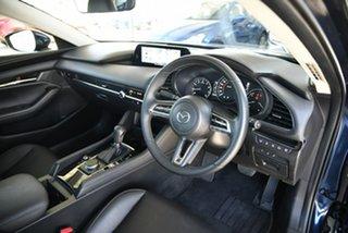 2019 Mazda 3 BP2S7A G20 SKYACTIV-Drive Touring Blue 6 Speed Sports Automatic Sedan