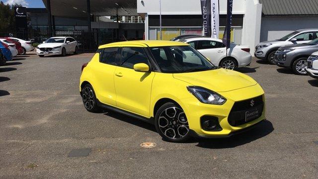 Used Suzuki Swift AZ Series II Sport Paradise, 2020 Suzuki Swift AZ Series II Sport Yellow 6 Speed Sports Automatic Hatchback