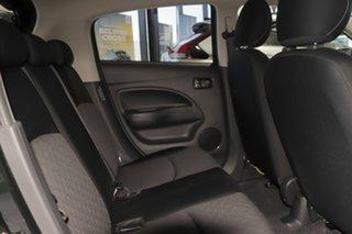 2021 Mitsubishi Mirage LB MY22 LS Black 1 Speed Constant Variable Hatchback