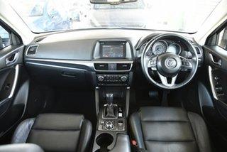 2016 Mazda CX-5 KE1032 Akera SKYACTIV-Drive AWD Blue 6 Speed Sports Automatic Wagon.