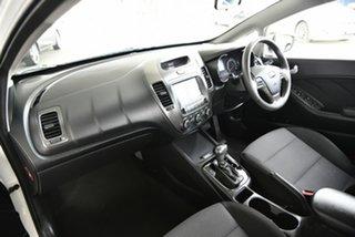 2017 Kia Cerato YD MY18 S White 6 Speed Sports Automatic Sedan