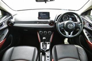 2015 Mazda CX-3 DK2W7A sTouring SKYACTIV-Drive White 6 Speed Sports Automatic Wagon.
