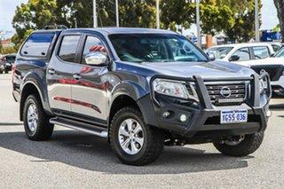 2017 Nissan Navara D23 S2 ST Grey 7 Speed Sports Automatic Utility.