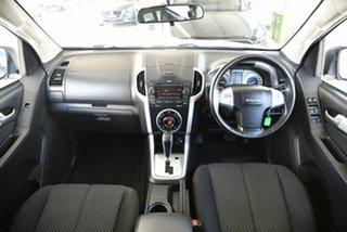 2016 Isuzu MU-X MY15 LS-U Rev-Tronic 4x2 Silver 5 Speed Sports Automatic Wagon.