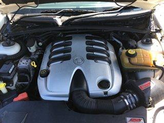 1999 Holden Commodore VT II SS White 4 Speed Automatic Sedan