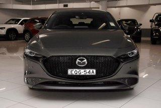 2021 Mazda 3 BP2H7A G20 SKYACTIV-Drive Evolve Bronze 6 Speed Sports Automatic Hatchback.