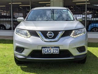 2015 Nissan X-Trail T32 ST X-tronic 4WD Silver 7 Speed Constant Variable Wagon.
