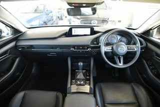 2019 Mazda 3 BP2S7A G20 SKYACTIV-Drive Touring Blue 6 Speed Sports Automatic Sedan.