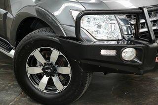 2017 Mitsubishi Pajero NX MY17 GLS Grey 5 Speed Sports Automatic Wagon.