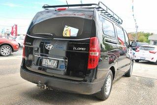 2015 Hyundai iLOAD TQ MY15 Black 6 Speed Manual Van
