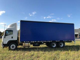 2021 Isuzu F Series FVL240-300 Freightpack Automatic.
