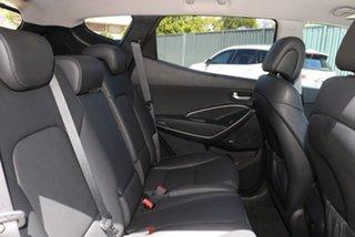2017 Hyundai Santa Fe DM5 MY18 Elite White 6 Speed Sports Automatic Wagon