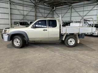 2007 Mazda BT-50 UNY0E3 DX Gold 5 Speed Manual Utility.