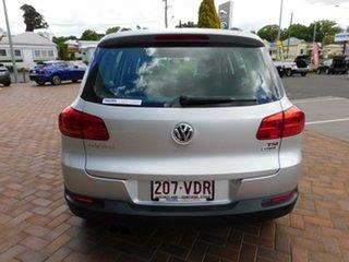 2014 Volkswagen Tiguan 5N MY15 118TSI DSG 2WD 6 Speed Sports Automatic Dual Clutch Wagon