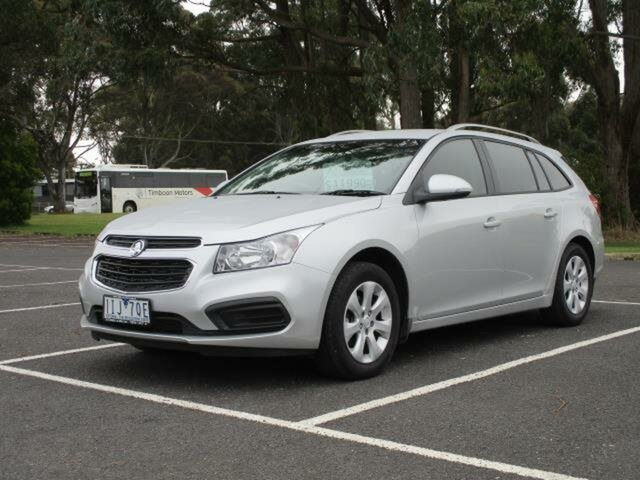 Used Holden Cruze JH Series II CD Timboon, 2016 Holden Cruze JH Series II CD Nitrate Automatic Wagon
