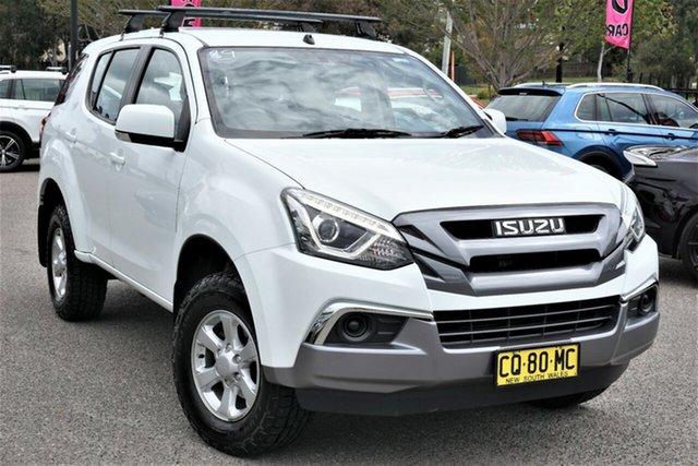 Used Isuzu MU-X MY18 LS-M Rev-Tronic 4x2 Phillip, 2018 Isuzu MU-X MY18 LS-M Rev-Tronic 4x2 White 6 Speed Sports Automatic Wagon
