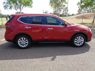 2017 Nissan X-Trail T32 ST X-tronic 4WD Red 7 Speed Constant Variable Wagon.