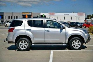 2016 Isuzu MU-X MY15 LS-U Rev-Tronic 4x2 Silver 5 Speed Sports Automatic Wagon