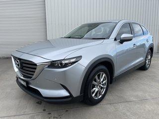 2017 Mazda CX-9 TC Touring SKYACTIV-Drive Sonic Silver 6 Speed Sports Automatic Wagon.