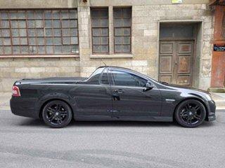 2010 Holden Ute VE MY10 SS Black 6 Speed Manual Utility