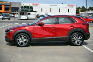 2020 Mazda CX-30 DM4WLA G25 SKYACTIV-Drive i-ACTIV AWD Astina Red 6 Speed Sports Automatic Wagon