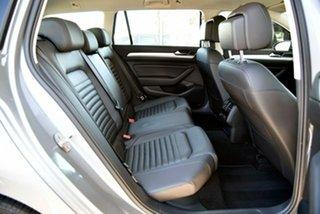 2019 Volkswagen Passat 3C (B8) MY19 132TSI DSG Comfortline Silver 7 Speed