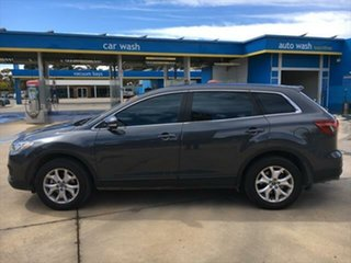 2015 Mazda CX-9 TB10A5 Classic Activematic Meteor Grey 6 Speed Sports Automatic Wagon
