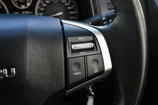 2017 Isuzu D-MAX MY17 LS-U Crew Cab White 6 Speed Sports Automatic Utility