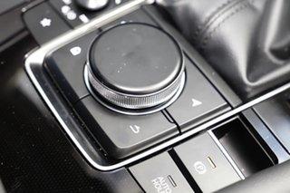 2021 Mazda 3 BP2S7A G20 SKYACTIV-Drive Evolve Machine Grey 6 Speed Sports Automatic Sedan