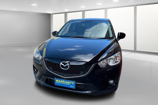 Used Mazda CX-5 KE1021 MY13 Grand Touring SKYACTIV-Drive AWD West Footscray, 2013 Mazda CX-5 KE1021 MY13 Grand Touring SKYACTIV-Drive AWD Black 6 Speed Sports Automatic Wagon