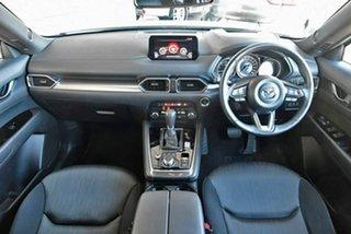 2020 Mazda CX-8 KG2WLA Sport SKYACTIV-Drive FWD White 6 Speed Sports Automatic Wagon.