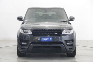 2016 Land Rover Range Rover Sport L494 17MY SE Grey 8 Speed Sports Automatic Wagon.