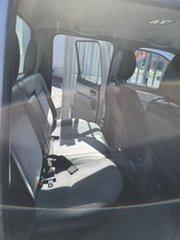2011 Ford Ranger PK Wildtrak Crew Cab Silver 5 Speed Automatic Utility