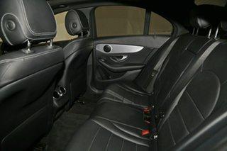 2016 Mercedes-Benz C-Class W205 806+056MY C200 7G-Tronic + Blue 7 Speed Sports Automatic Sedan