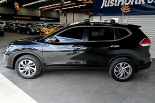 2016 Nissan X-Trail T32 Ti X-tronic 4WD Black 7 Speed Constant Variable Wagon