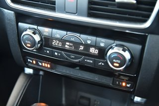 2016 Mazda CX-5 KE1032 Akera SKYACTIV-Drive AWD Blue 6 Speed Sports Automatic Wagon