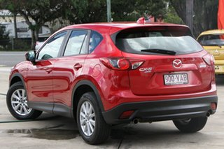 2014 Mazda CX-5 KE1032 Maxx SKYACTIV-Drive AWD Sport Red 6 Speed Sports Automatic Wagon.