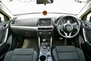2015 Mazda CX-5 KE1072 Maxx SKYACTIV-Drive Sport Silver 6 Speed Sports Automatic Wagon.
