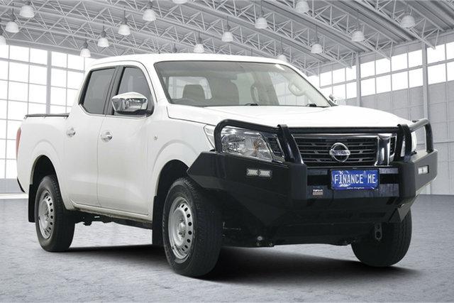 Used Nissan Navara D23 S2 RX 4x2 Victoria Park, 2017 Nissan Navara D23 S2 RX 4x2 White 7 Speed Sports Automatic Utility