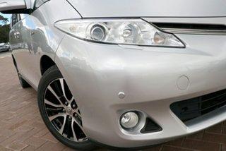 2014 Toyota Tarago GSR50R MY13 Ultima Silver 6 Speed Sports Automatic Wagon.