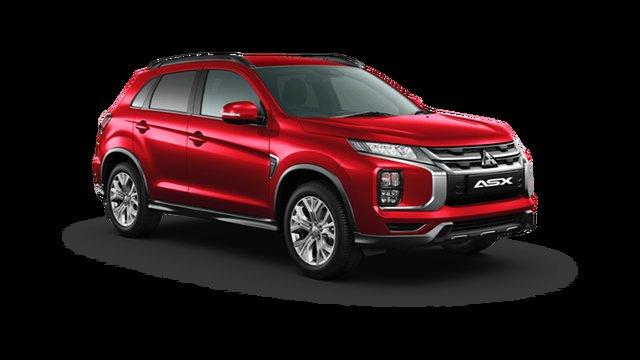 New Mitsubishi ASX XD MY21 ES Plus 2WD Hamilton, 2021 Mitsubishi ASX XD MY21 ES Plus 2WD Red Diamond 1 Speed Constant Variable Wagon