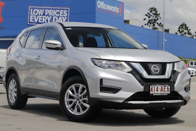 Used Nissan X-Trail T32 Series III MY20 ST X-tronic 2WD Aspley, 2020 Nissan X-Trail T32 Series III MY20 ST X-tronic 2WD Brilliant Silver 7 Speed Constant Variable