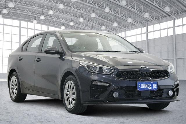Used Kia Cerato BD MY19 S Victoria Park, 2019 Kia Cerato BD MY19 S Grey 6 Speed Sports Automatic Sedan